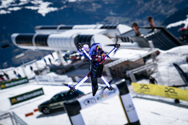 Drone Racing photography