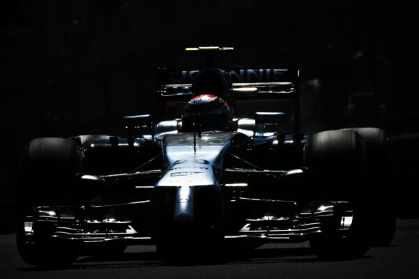 Formula One photography