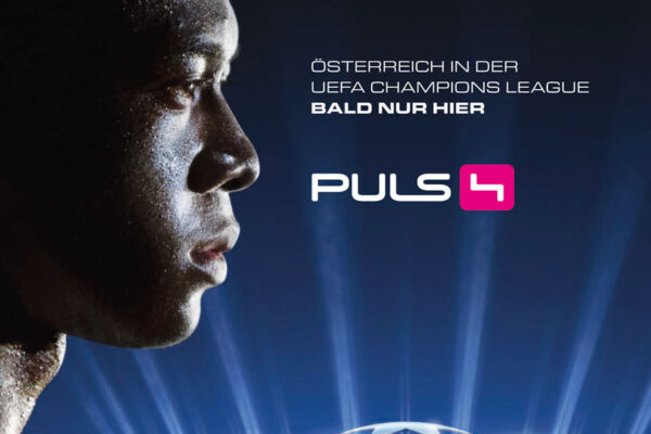 Puls 4 Champions League Campaign with David Alaba