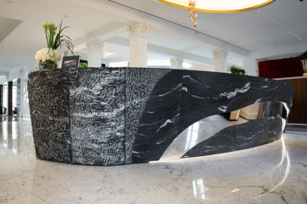 Haute Couture Interior Design commercial campaign for F-List