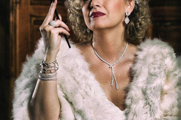Schullin jewellery photo campaign
