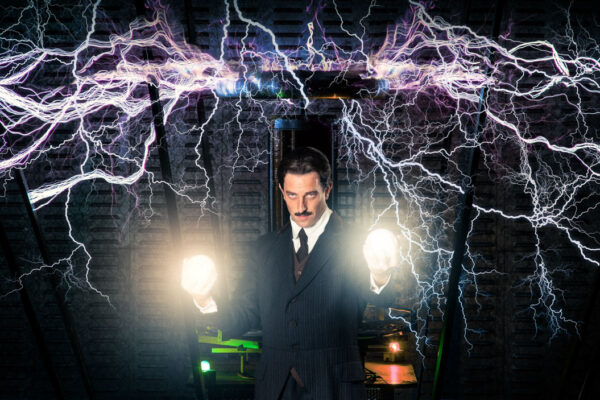 Nikola Tesla - a Mateo Moém proejct in cooperation with the Technical University of Graz and TEsla Europe.