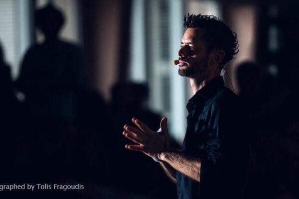 portrait shots of Mathias Kniepeiss