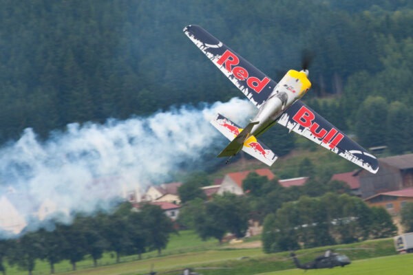 Airpower fligh show in Zeltweg/Austria.