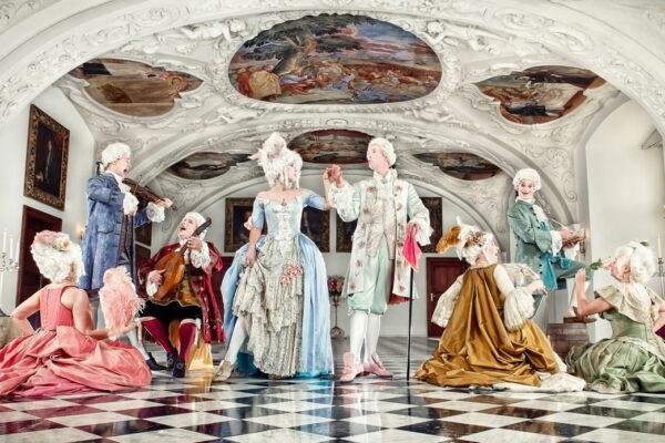 Rococo - a Mateo Moém proejct