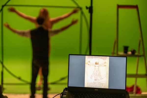 """Leonardo da Vinci's """"Vitruvian Man"""", a symbol of the aesthetics of the Renaissance, is one of the most famous drawings in history.Building up on Leonardo da Vinci's masterpiece, photographer and art director Mathias Kniepeiss developed the project """"weROne"""" in cooperation with 20 extraordinary skilled people. """"weROne"""" shows that we all belong to the same species, regardless of gender, country borders, age, skin colour, sexual orientation, religion and ethnicity.The image merges symbols and regularities from science, mathematics, religion, ethics, art, architecture and nature to motivate people towards a more attentive social interaction with their fellow human beings, their surroundings as well as the planet itself.""""weROne"""" symbolises freedom, equality, solidarity, tolerance, respect and shared responsibility."""